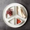 Peace Sign Serving Platter