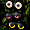 Peep n' Peepers - Spooky Illuminated Eyes to Hide in the Bushes