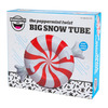 Peppermint Twist Candy Snow Tube