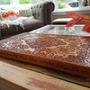 Persian Rug Cutting Board - It Really Ties the Room Together