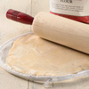 Pie Crust Bag - Roll Dough Inside For Perfect Sized Crusts