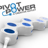 Pivot Power - Flexible Power Strip