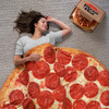 Pizza Hut Original Pan Pizza Gravity Weighted Blanket
