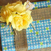 Plantable Wrapping Paper - Biodegradable Seeded Gift Wrap