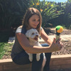 Pooch Selfie - Smartphone Squeaker Ball Gets Dog's Attention