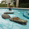 Pool Guarding Gator Decoy