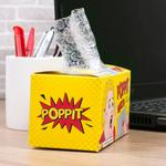 Poppit Stress Sheets - Box of Bubble Wrap Popping Sheets