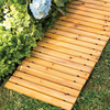 Portable Roll-Out Wooden Pathways