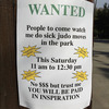 Prank Posters For Neighborhood Telephone Poles
