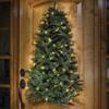 Pre-Lit Hanging Christmas Tree