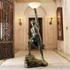 Prometheus Sculptural Floor Lamp