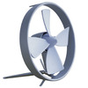 Propello - Cageless Rubber-Bladed Desktop Fan