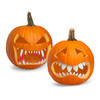 Pumpkin Teeth - Bloody Fangs or Glow-in-the-Dark