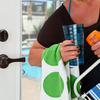 Push Pull Rotate Door Knobs - Open Three Ways!