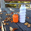 QUE - Collapsible Water Bottle