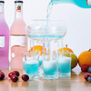 Quick Pour Shot Glass Dispenser / Drink Carrier