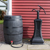 Rain Barrel Hand Pump Stand