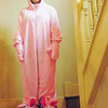 Ralphie's Bunny Suit Pajamas from Aunt Clara in A Christmas Story