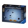 Ravensburger Krypt Silver - 654 Piece Blank Puzzle Challenge