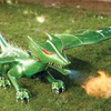 R/C Jet-Powered Fire Breathing Dragon