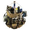 Readywares Waxed Canvas Tool Bucket Organizer