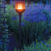 Realistic Flame LED Garden Torch