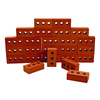 Realistic Jumbo Foam Construction Bricks, Blocks, Wood Planks, and Pavers