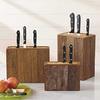 Reclaimed Wood Knife Block