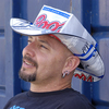 Recycled Beer Box Cowboy Hats - Made From Real Beer Boxes!