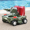 Remote Controlled Armored Drink Carrier