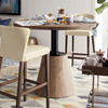Revolve - Adjustable Height Dining / Cocktail Table