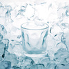 Rock Ice Glass