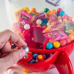 Rocket Ship Arcade Claw Machine Candy Grabber