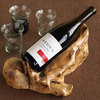 Root Of The Earth Wine Caddy