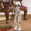Roswell - Alien Butler Sculpture