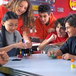 Rubik's Cage - Mind-Bending, Multi-Plane Three-in-a-Row Game