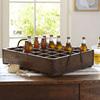 Rustic German Beer Crate