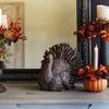 Rustic Tabletop Turkey