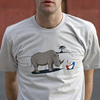 Sad Rhino T-Shirt