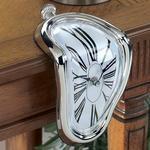 Salvador Dali-Inspired Melting Clock