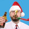 Santa Hat Bottle Opener