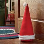 Santa Hat Doorstop