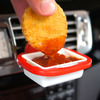 Saucemoto Dip Clip - Car Vent Dipping Sauce Holder