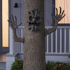 Scary Tree Face and Arms Halloween Decoration