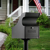 Secure Mail Vault - Keyless Locking Mailbox