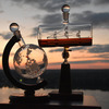 Ship-in-a-Bottle Whiskey Decanter