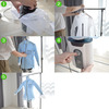 Shirt Wrinkle Remover - Compact Clothes Dryer and Iron Replacement