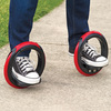 Sidewinding Circular Skates - Post Modern Skateboard