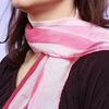 Silk Bacon Scarf