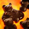 Sinister Ghost Pepper Gummy Bears